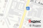 Схема проезда до компании Кузня по изготовлению художественной ковки в Шымкенте