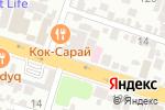Схема проезда до компании Platinum, ТОО в Шымкенте