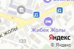 Схема проезда до компании ГАЛЕРЕЯ ИНТЕРЬЕРА в Шымкенте