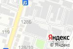 Схема проезда до компании 33 Фасада в Шымкенте