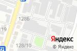 Схема проезда до компании CKUV в Шымкенте