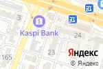 Схема проезда до компании AstartA в Шымкенте