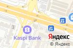Схема проезда до компании Мадлен в Шымкенте