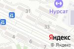 Схема проезда до компании Аналық, ТОО в Шымкенте