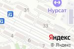 Схема проезда до компании Несібе, ТОО в Шымкенте