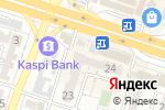 Схема проезда до компании Фармбер, ТОО в Шымкенте