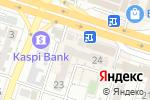 Схема проезда до компании Вокруг Света в Шымкенте