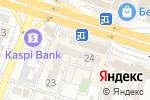Схема проезда до компании Құралай в Шымкенте