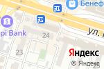Схема проезда до компании HELP, ТОО в Шымкенте