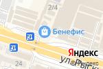 Схема проезда до компании Mobil plus в Шымкенте