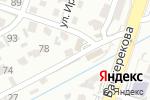 Схема проезда до компании КАБЫЛБЕК в Шымкенте