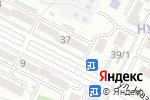 Схема проезда до компании Диана в Шымкенте