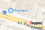 Схема проезда до компании У Ольги в Шымкенте