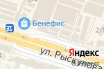 Схема проезда до компании Мир счастья в Шымкенте