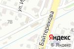 Схема проезда до компании TRIANGLE в Шымкенте