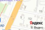 Схема проезда до компании БАТОН, ТОО в Шымкенте