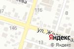 Схема проезда до компании Автомастерская в Шымкенте