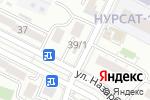Схема проезда до компании Центр компьютерных услуг в Шымкенте
