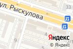 Схема проезда до компании Центр по продаже куры-гриль в Шымкенте
