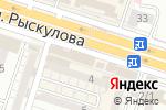Схема проезда до компании ELDORO в Шымкенте
