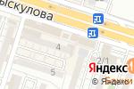 Схема проезда до компании Мариям в Шымкенте