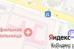Схема проезда до компании Клиника им. Х.А. Яссави в Шымкенте