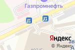 Схема проезда до компании AZIZA в Шымкенте