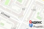 Схема проезда до компании Doner House в Шымкенте