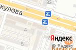 Схема проезда до компании 36+ в Шымкенте