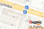 Схема проезда до компании Аневна, ТОО в Шымкенте