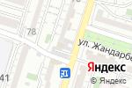 Схема проезда до компании ТАУ ҚЫМЫЗЫ в Шымкенте