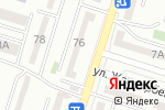 Схема проезда до компании АСКО в Шымкенте