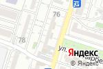 Схема проезда до компании 120/80 в Шымкенте