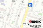 Схема проезда до компании Pharma в Шымкенте