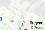 Схема проезда до компании Торгово-производственная компания в Шымкенте