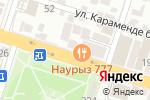 Схема проезда до компании Центр правильного сна, ТОО в Шымкенте