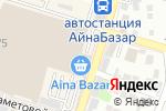 Схема проезда до компании Пункт по продаже лаваша и шаурмы в Шымкенте