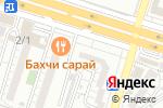 Схема проезда до компании London Almaty в Шымкенте