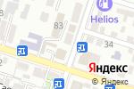 Схема проезда до компании Хаш у дяди Кости в Шымкенте