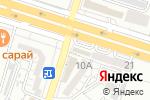 Схема проезда до компании Наш ЛаваW в Шымкенте