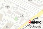 Схема проезда до компании Мирас в Шымкенте