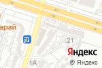 Схема проезда до компании Сан-Мед Сервис, ТОО в Шымкенте