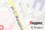 Схема проезда до компании АльфаМед в Шымкенте