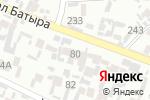 Схема проезда до компании Шахрух в Шымкенте