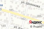 Схема проезда до компании АВТОЭЛЕКТРИК в Шымкенте