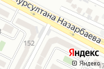 Схема проезда до компании BB DoM в Шымкенте