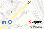 Схема проезда до компании Конфедерация независимых профсоюзов Республики Казахстан в Шымкенте