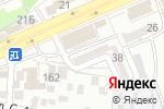 Схема проезда до компании Эксперт в Шымкенте