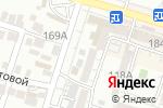Схема проезда до компании Л`Этуаль в Шымкенте