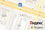 Схема проезда до компании Leman.bet в Шымкенте